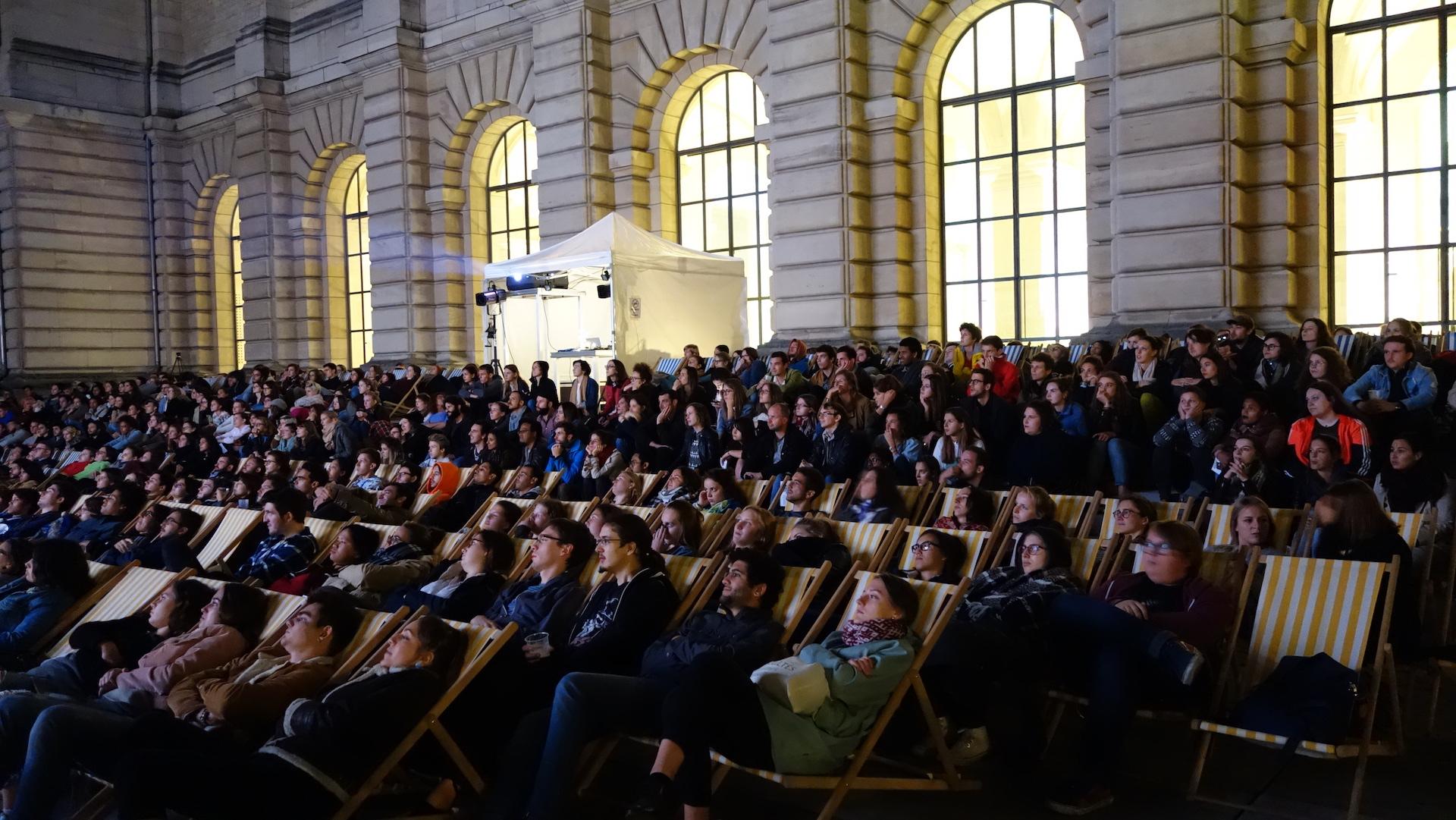 Palais des Beaux-Arts Festival International du Court Métrage Lille