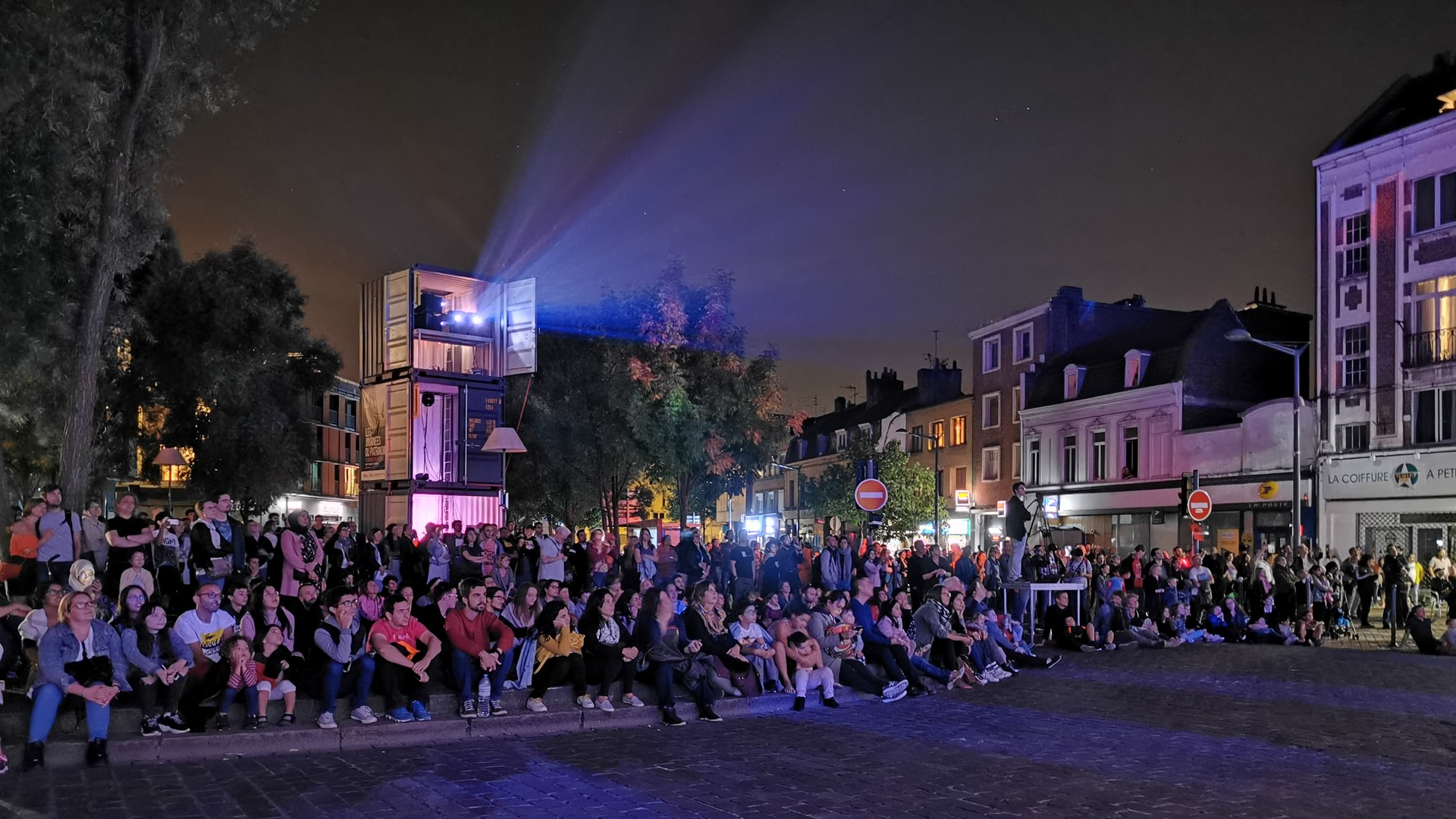 Video Mapping Contest Lille