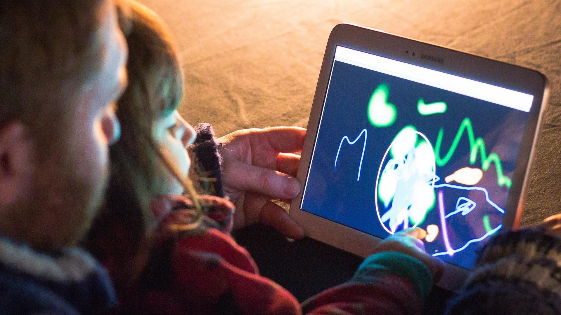 Ma famille et les écrans Rencontres Audiovisuelles Lille