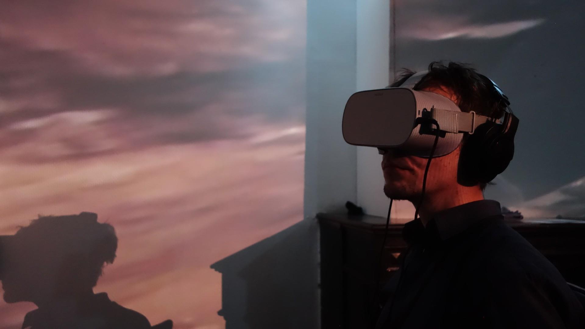 L'hybride Réalité Virtuelle Lille