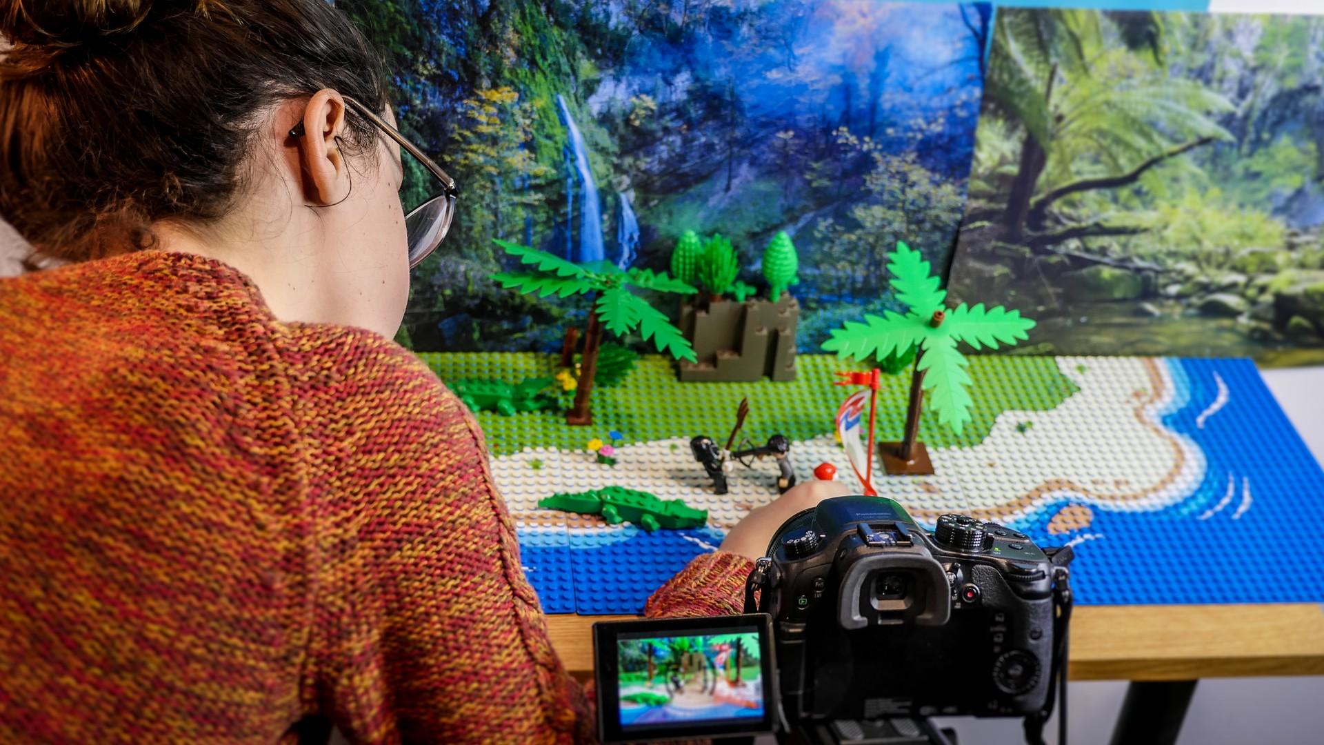 village des enfants Rencontres Audiovisuelles Lille