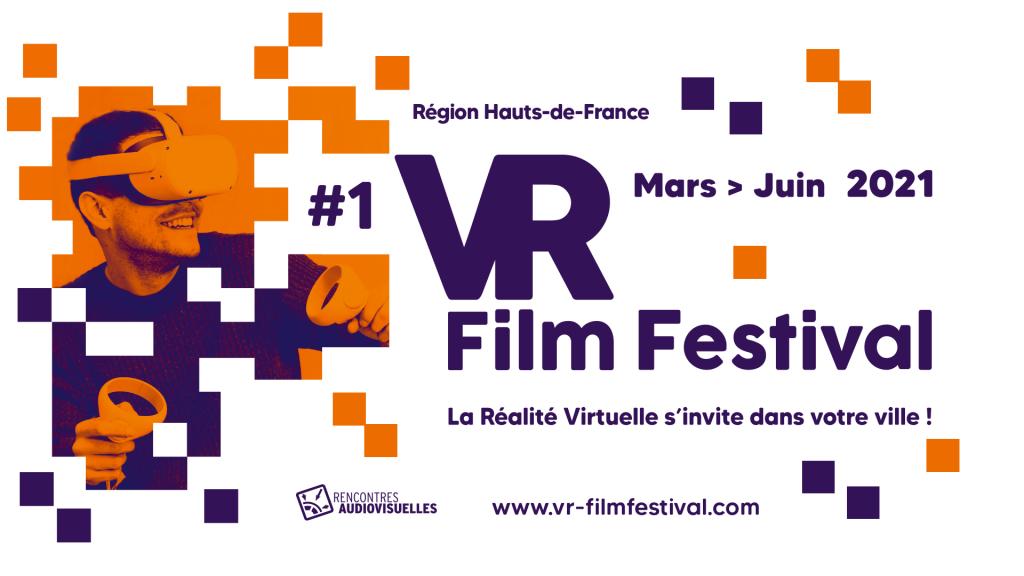 VR Film Festival #1 - La Réalité Virtuelle s'invite dans votre ville !