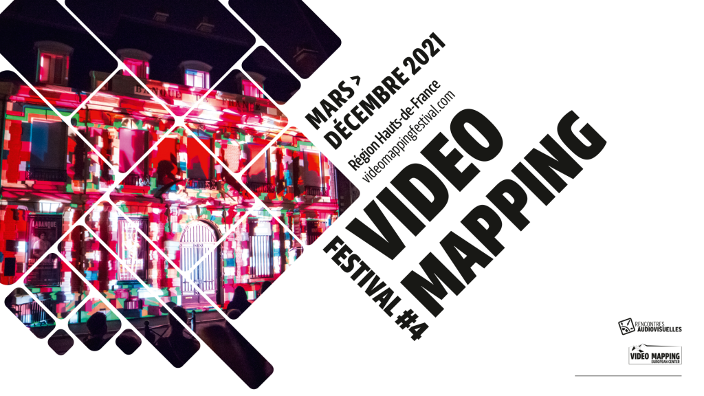 Video Mapping Festival #4
